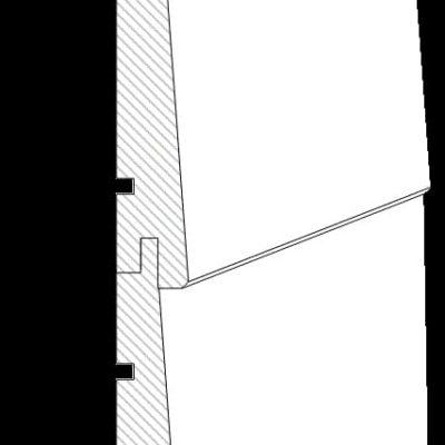 Trapezschalung
